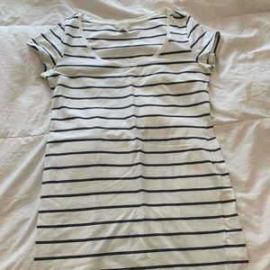 Striped dress from H&M